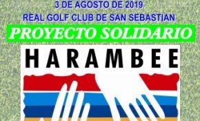 Torneo Golf Jaizkibel Harambee